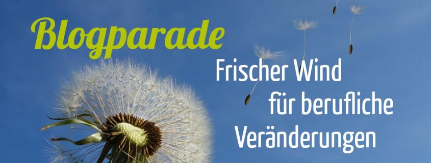 Blogparade Frischer Wind